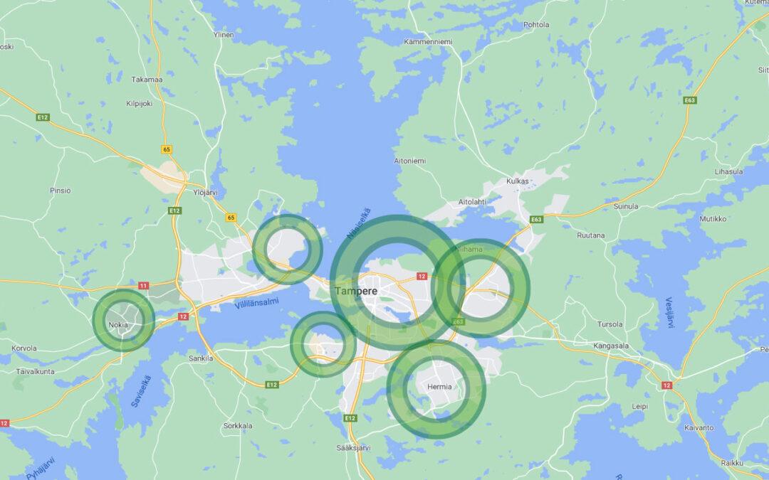Tehdäänkö Tampereelle yhteinen talouden käsikirjoitus?